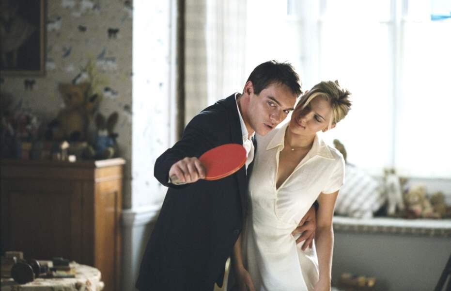 Scarlett Johansson et Jonathan Rhys Meyers