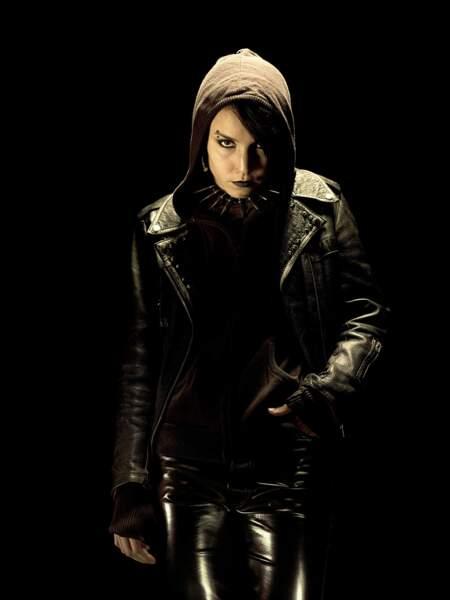 En 2009, Noomi Rapace décroche le premier rôle féminin dans Millenium de Niels Arden Oplev