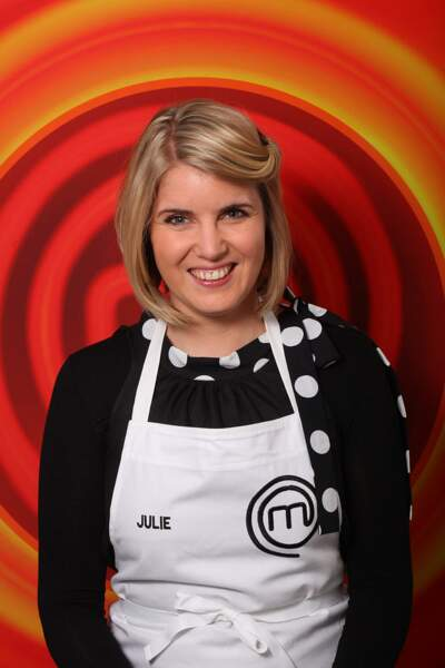Julie de MasterChef 3
