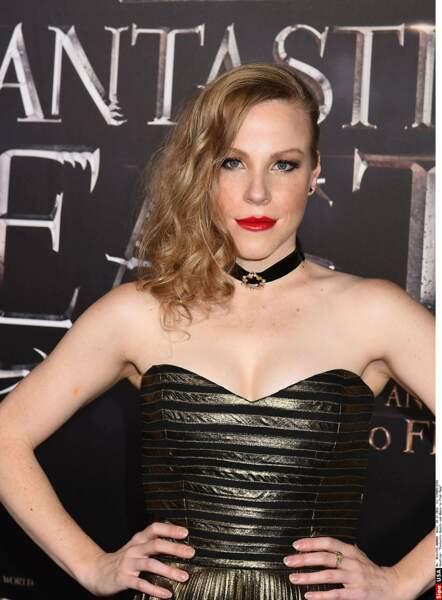 Auriez-vous reconnu son interprète Emma Myles ?