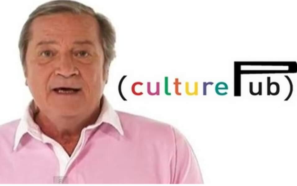 Christian Blachas (Culture Pub) décédé le 5 février 2012.