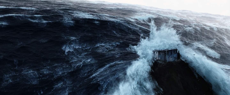 Le tsunami géant de 2012 (2009).