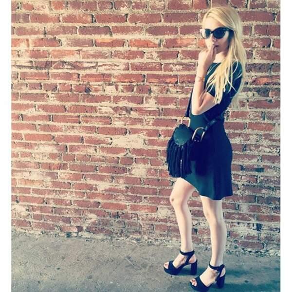 D'ailleurs, Emma Roberts (Scream Queens) a un nouveau sac...