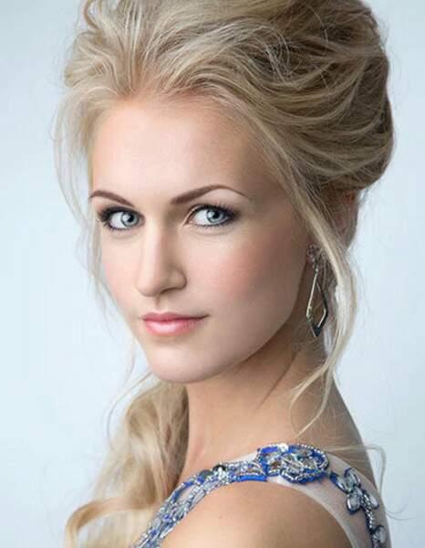 Christina Waage, Miss Norvège