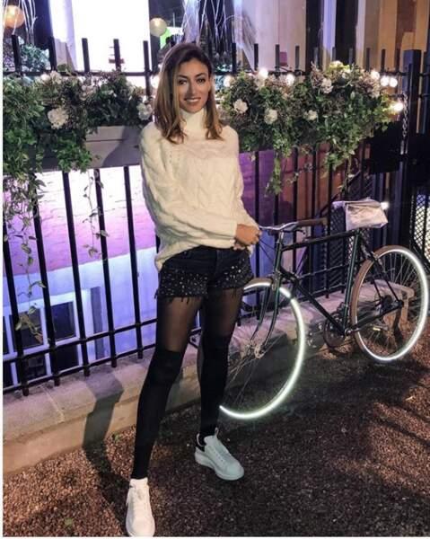 En vrac : Rachel Legrain-Trapani a pris la pose à Lille