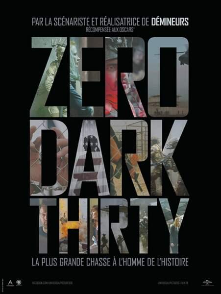 """Zero Dark Thirty : les """"th"""" c'est toujours délicat, n'est-ce pas ?"""