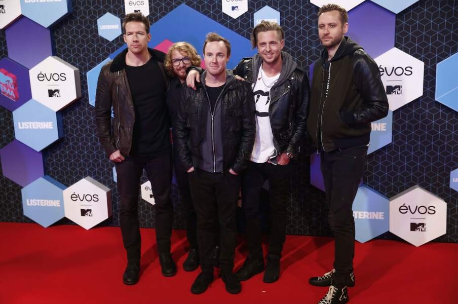 Le groupe One Republic