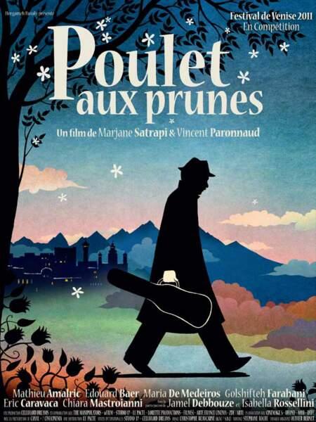 Mathieu Amalric se plonge dans les souvenirs heureux de son enfance (Poulet aux prunes)