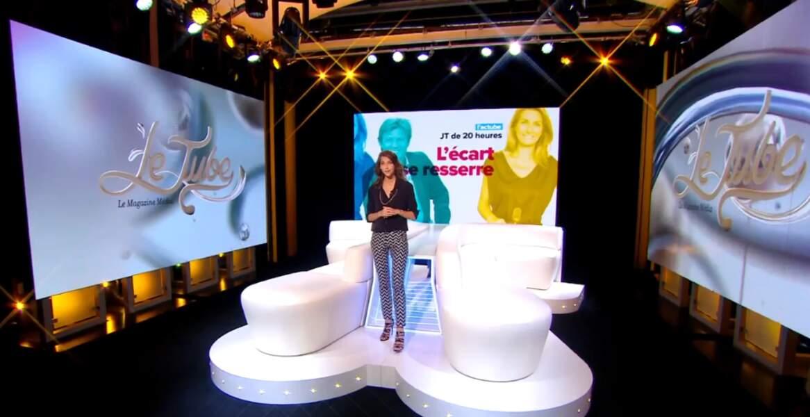 On adore le pantalon d'Ophélie Meunier ! Classe non ?