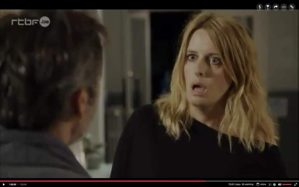 Les choses se corsent encore quand Sasha débarque, persuadé que Luna le trompe avec Guillaume...