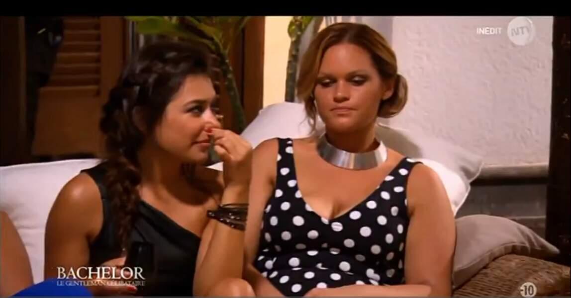 La robe à pois d'Anaïs, Bachelorette de Marco, vous aimez ?