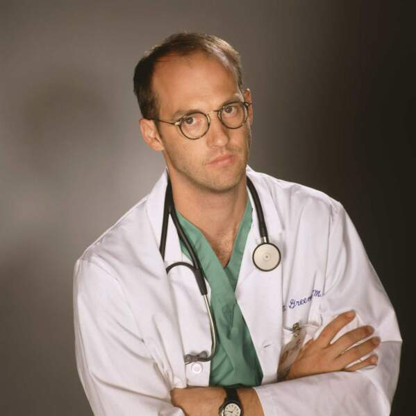 Le regretté docteur Mark Greene (décédé à la fin de la saison 8 d'Urgences) joué par Anthony Edwards