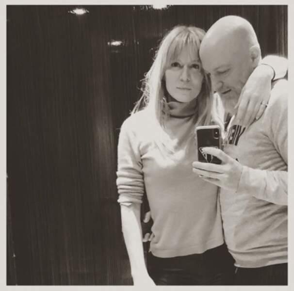 On se quitte avec quelques photos de couple : Véronic Dicaire et son mari Remon.