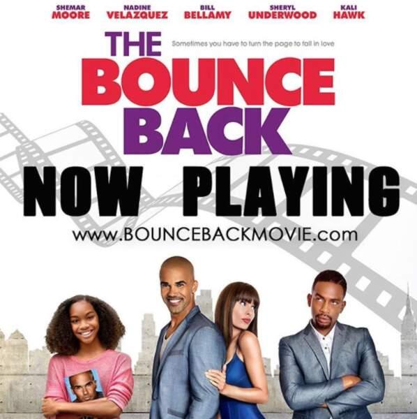 Son film The Bounce Back n'a pas été un grand succès…