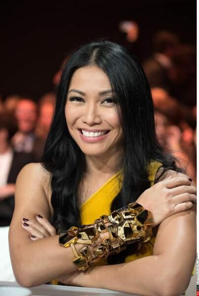 Dans le jury, figuraient cette année la chanteuse Anggun…