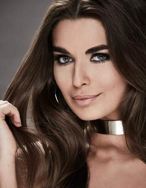 Estefania Bernal, Miss Argentine