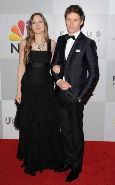 L'acteur Eddie Redmayne et Hannah Bagshawe attendent leur premier enfant.