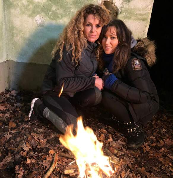 En 2019, elle revient à la télé dans Les Mystères de l'amour, suite de la série qui l'avait révélée