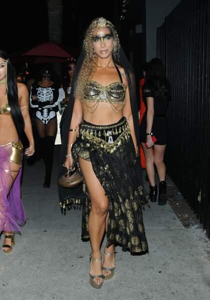 La chanteuse Leona Lewis