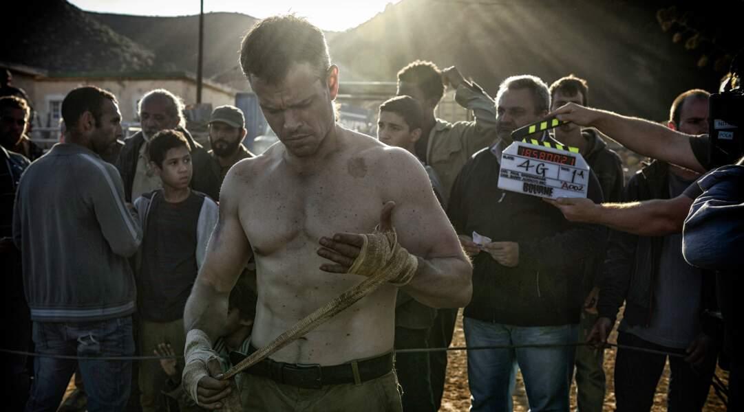 Matt Damon reprend le rôle de l'espion amnésique dans le Untitled Bourne Sequel (10/08)