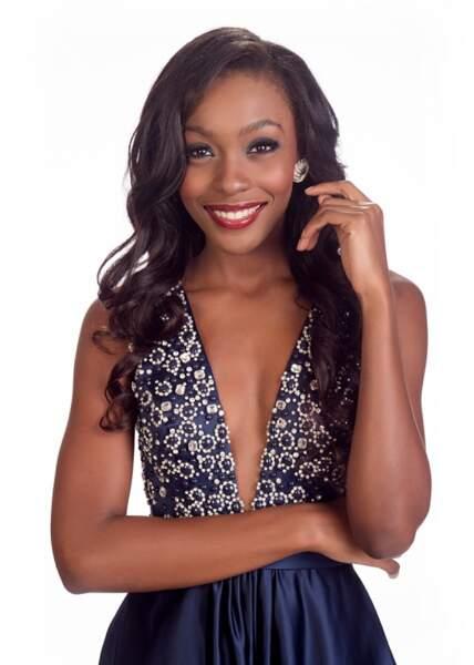 Tomii Culmer, Miss Bahamas 2014
