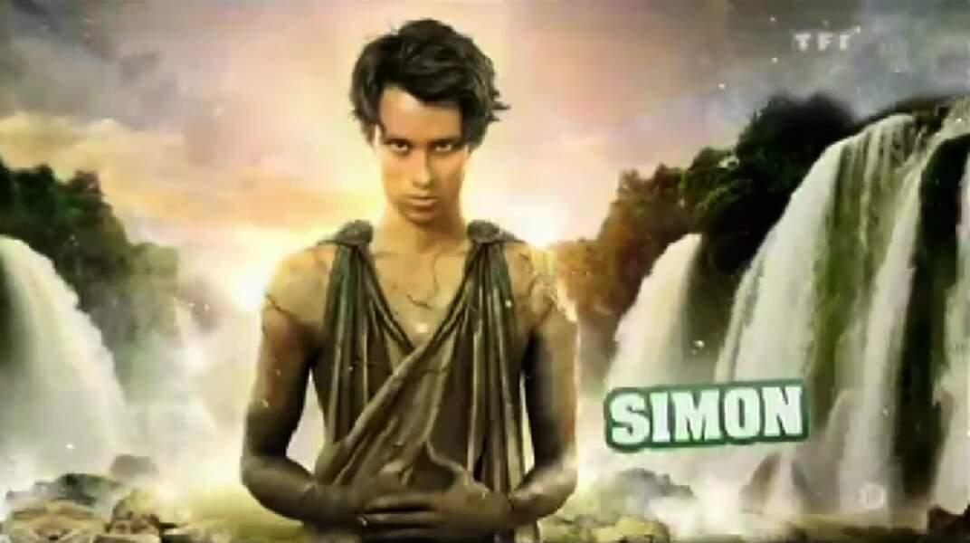"""Simon (Saison 5). Son secret : """"Je suis la clé du secret de la maison"""""""