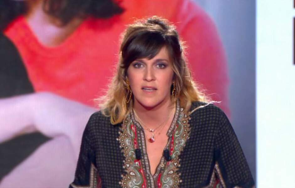Top : Daphné Bürki et son look bohème chic (Le Tube)