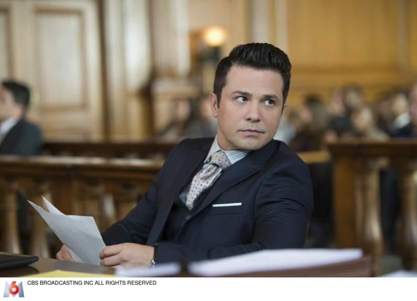 Il incarne l'un des rôles principaux de la série Bull, aux côtés de Michael Weatherly