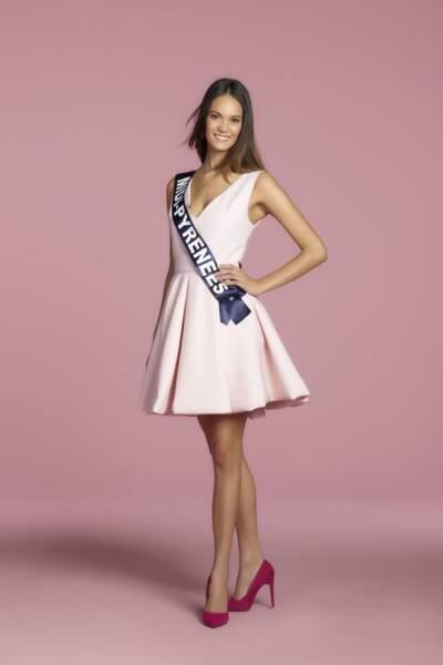 Anais Dufiillo, Miss Midi-Pyrénées