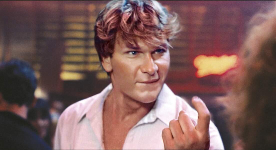 En 1987, Patrick crève l'écran en interprétant Johnny Castle dans Dirty Dancing. Sa carrière est lancée.