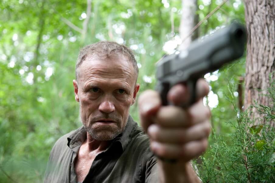 Merle Dixon meurt dans la saison 3