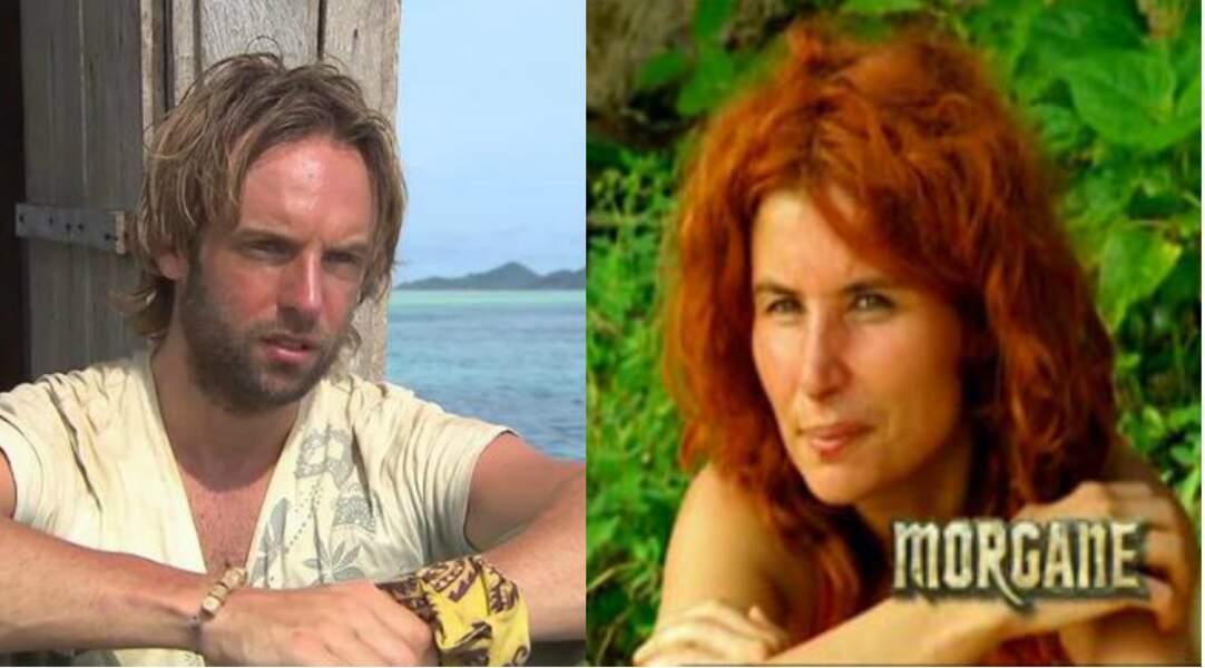 Benoît (Koh-Lanta 11) et Morgane (Koh-Lanta 8) ont trouvé l'amour grâce au jeu d'aventures