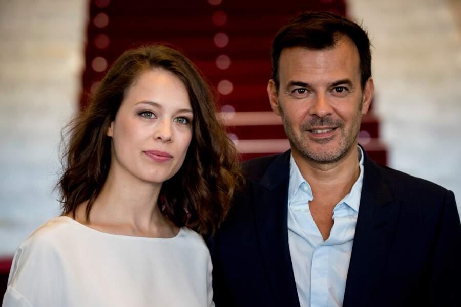 François Ozon et son actrice Paula Beer, venus présenter Frantz