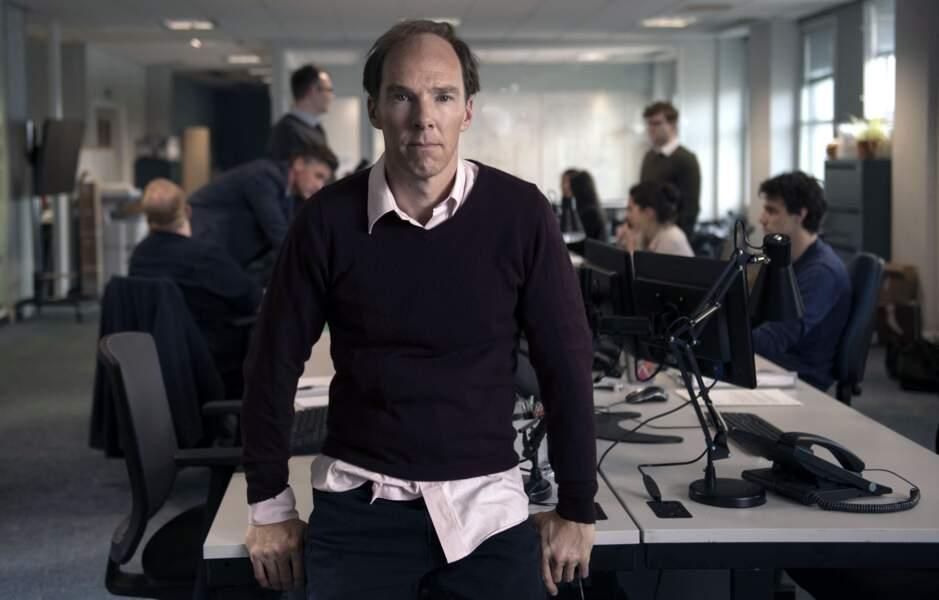 Benedict Cumberbatch incarne Dominic Cummings dans le téléfilm Brexit