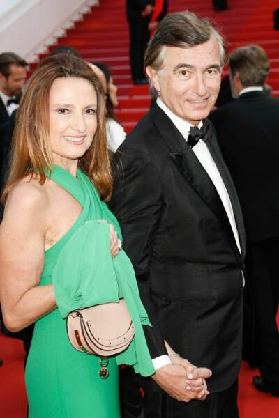 Philippe Douste-Blazy et sa femme