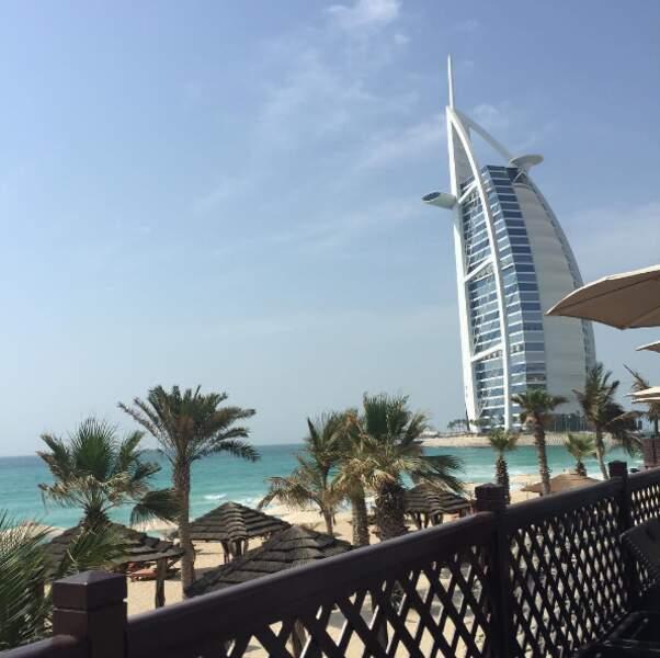 Pour Steven Davis, rien de tel que le soleil de Dubaï