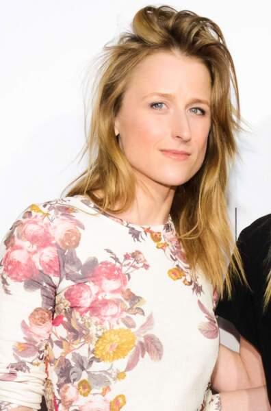 Mamie Gummer, fille de Meryl Streep, née le 3 août 1981