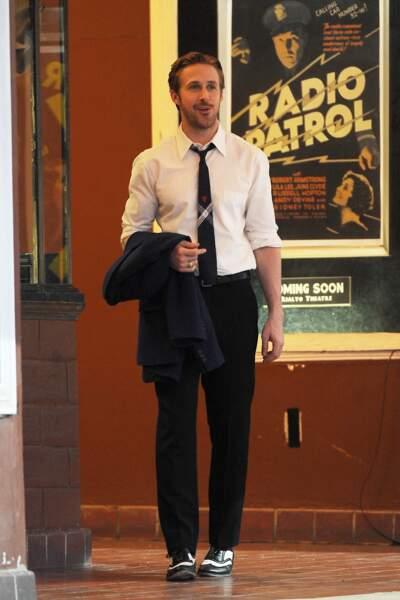 """L'acteur tourne avec Emma Stone un film nommé """"La La Land"""""""