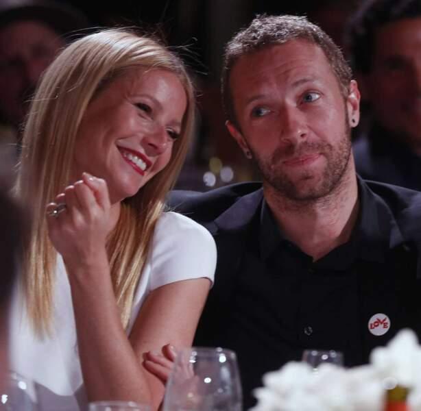 Chris Martin et Gwyneth Paltrow se sont séparés mi-2014... mais le chanteur aurait des vues sur Jennifer Lawrence !