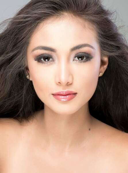 Miss Bolivie : Vanessa Vargas