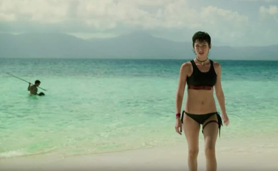 Voici la première image du teaser de la saison 3 de La Casa de Papel, avec une Tokyo en mode James Bond Girl