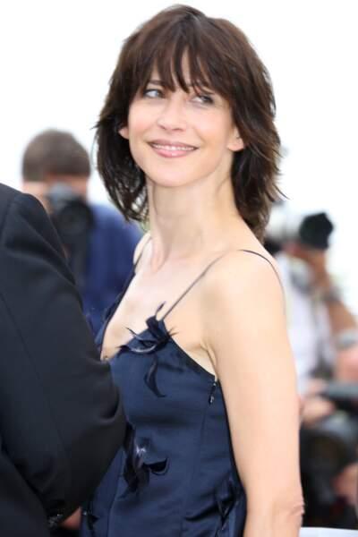 Sophie Marceau, jurée de ce 68è Festival de Cannes