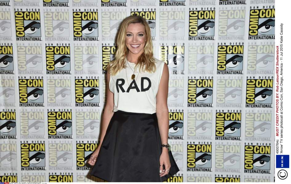Katie Cassidy de Arrow