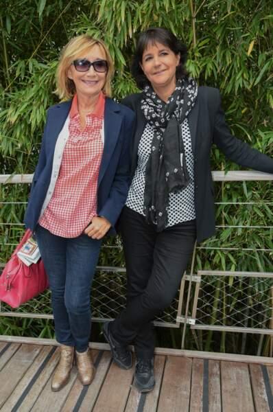 Copines de Village VIP, Marie-Anne Chazel et Valérie Expert