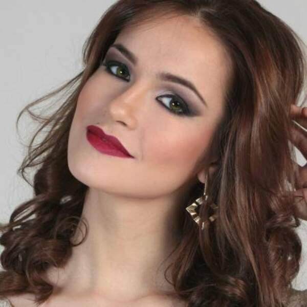 Miss Argentine, Camila MACIAS