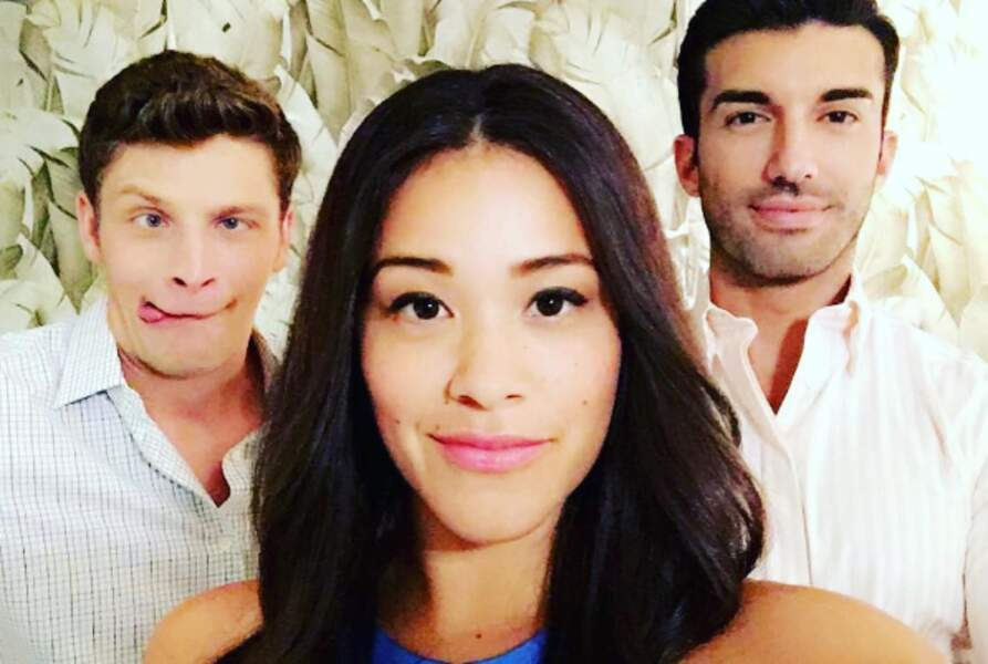 Revoilà le triangle amoureux de Jane the Virgin !