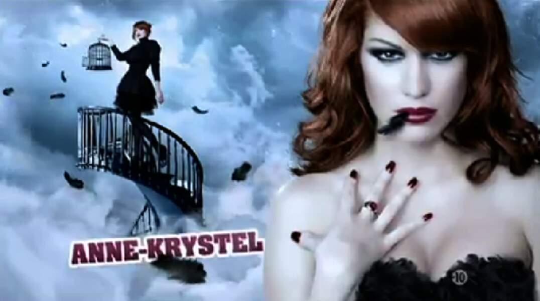 """Anne-Krystel (Saison 4). Son secret : """"Nous sommes les élus de La Voix"""" (avec Julie et Ahmed)"""