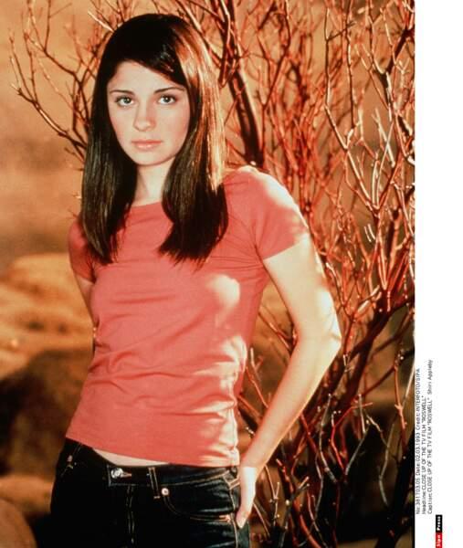 Shiri Appleby était l'héroïne de Roswell, Liz Parker-Evans