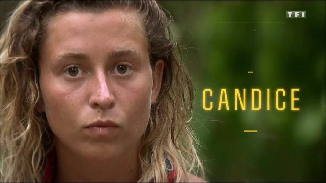 Candice (Koh-Lanta, l'île au trésor, 2016)