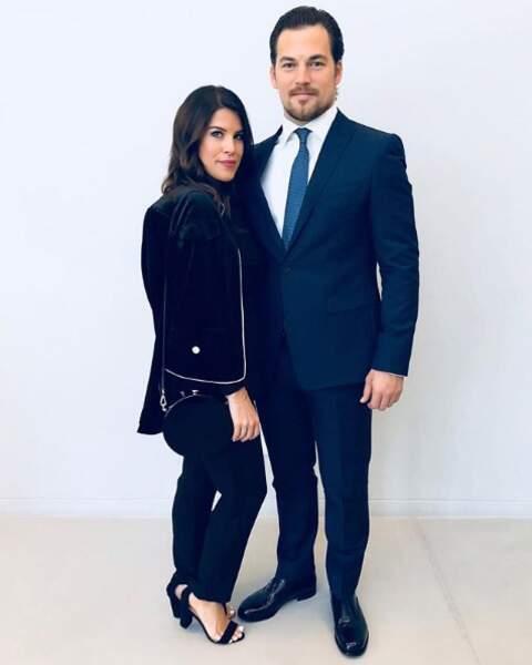 Giacomo Gianniotti s'est marié en avril 2019 à Nichole Gustafson, une maquilleuse.